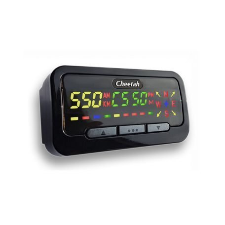 Cheetah C550 Speed Camera Detector