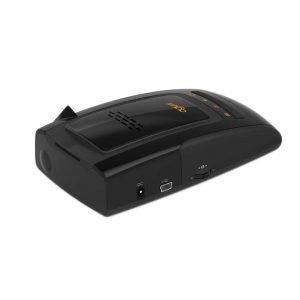Aguri GTX-50 GPS Speed Camera Detector Back View
