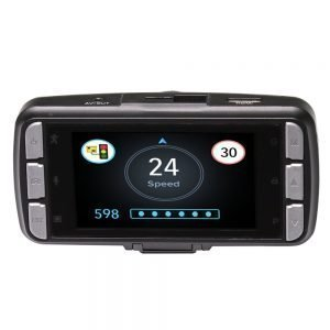 Drivesmart Pro HD Speed Camera Detector / Dash Cam Hybrid