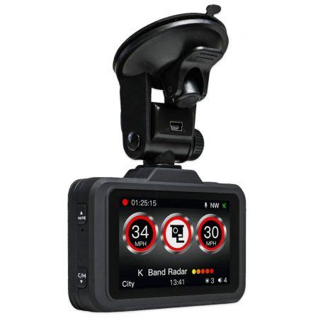 Aguri DX2000 Speed Camera Detector Display