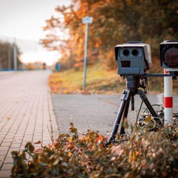 Mobile Radar Speed Camera