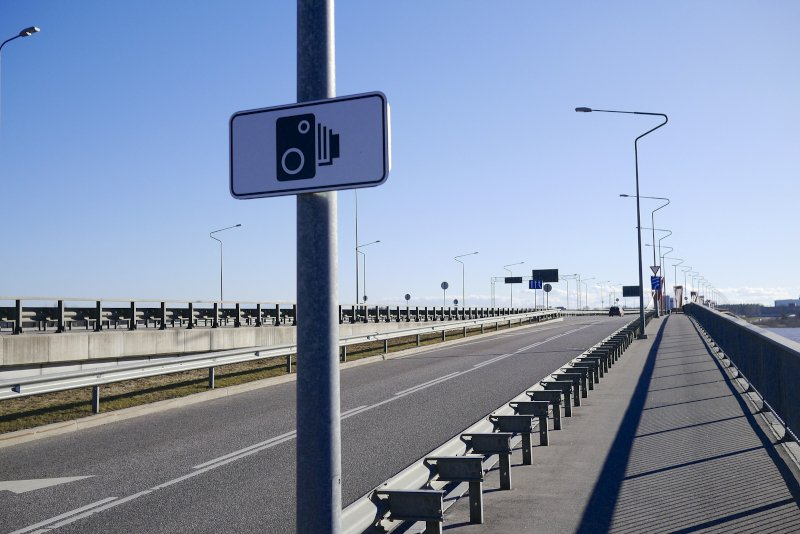 Smart Motorway Speed Cameras